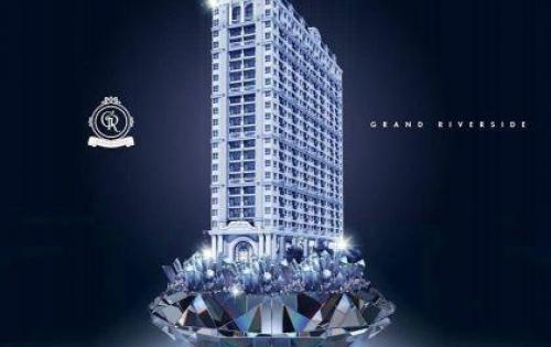 Bán Căn Hộ Grand Riverside 104m2, 3PN, 2WC Giá 4.5 Tỷ (Gồm VAT), Nhận Nhà Ở Ngay