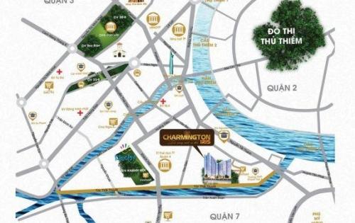 2,5 tỷ SỞ HỮU CĂN HỘ MT ĐƯỜNG Q4 LIỀN KỀ BITEXCO