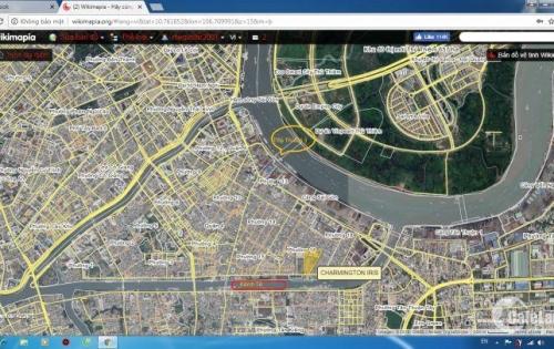 Căn Hộ 3 Mặt VIEW Sông Sài Gòn, Cạnh Bitexco, Vinhome Central Park, Phú Mỹ Hưng