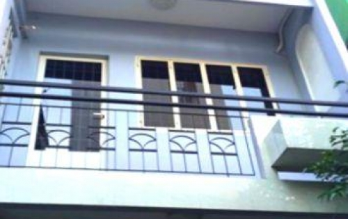 Cần tiền bán căn gắp căn nhà còn dư 55,5m2 gồm 1 trệt 2 lầu MT đường số 24 quận 4