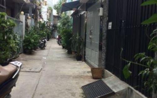 Nhà HXH cực đẹp đường Trần Phú Q.5 giá chỉ 5,5 tỷ  4*12m