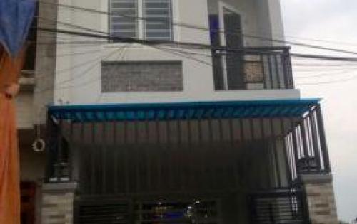 Cần bán nhà 1 tret 1 lau đường An Dương Vương, Quận 6, SHR, 90m2