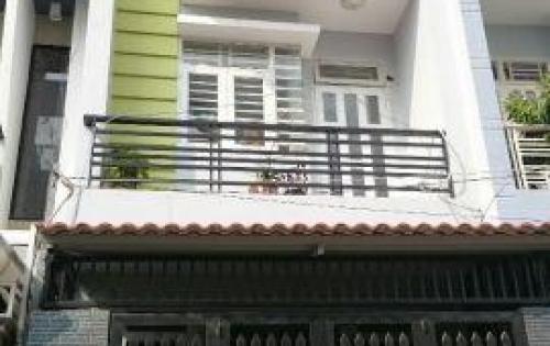 Gia Đình Cần Tiền Bán Gấp Nhà 2 tấm hẽm 6m Nguyễn Văn Luông Q6,Liên hệ 0944296405