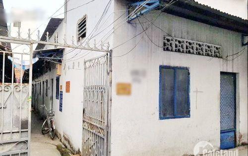 Bán Dãy Phòng Mặt Tiền Hẻm 176 Nguyễn Thị Thập Bình Thuận Quận 7.