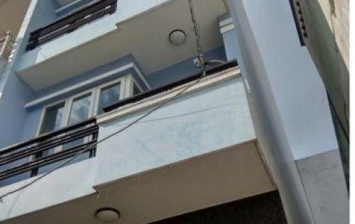 Bán gấp nhà 4 lầu 5.5x2m Mặt Tiền Bùi Văn Ba, P. Tân Thuận Đông, Quận 7