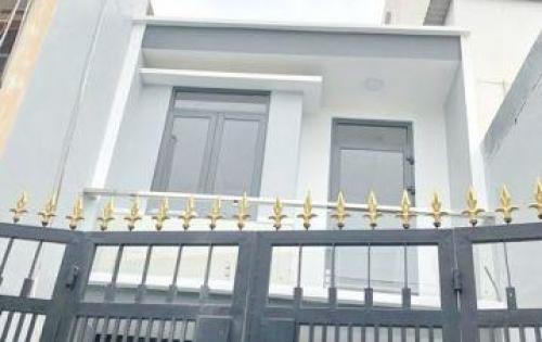Bán Nhà 4x17m Hẻm 60 Lâm Văn Bền Quận 7
