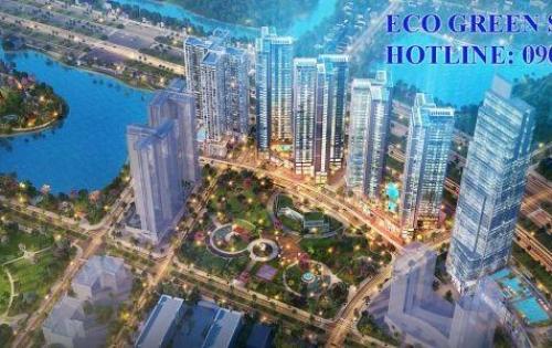 Nâng tâm cuộc sống Xanh Với Căn hộ thượng lưu Eco Green mặt tiền Nguyễn VĂn Linh