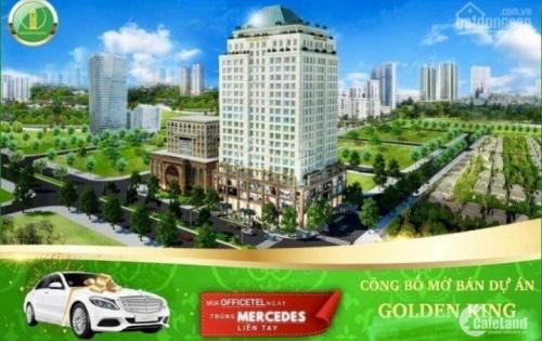 Giải pháp đột phá cho các chủ đầu tư BĐS – Officetel Golden King