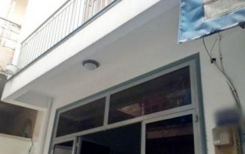 Bán nhà hẻm 675 đường Trần Xuân Soạn, Phường Tân Hưng, Quận 7.