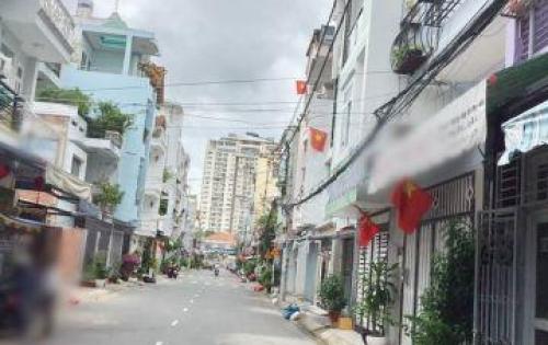 Bán nhà mặt tiền đường số 15 phường Tân Quy Quận 7