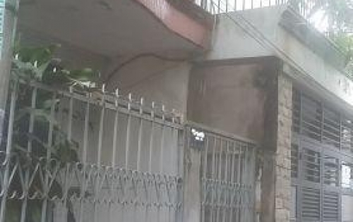 Bán nhà 1 lầu hẻm đường Huỳnh Tấn phát phường Tân thuận Tây Quận 7