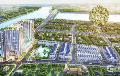 Chỉ 617 triệu sở hữu ngay căn hộ Green Star Hưng Lộc Phát
