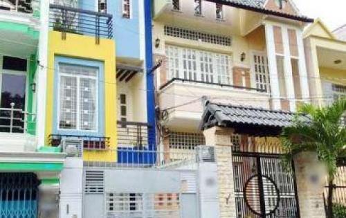 Nhà lầu Hẻm 380 Lê Văn Lương Tân Hưng Quận 7. Giá 1,95 tỷ.