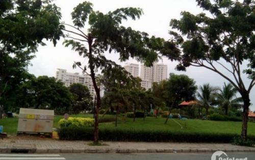 Bán đất 3 mặt tiền Nguyễn Văn Linh-Nguyễn Lương Bằng Quận 7
