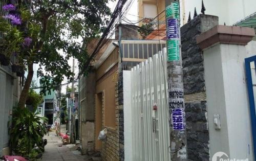 Bán nhà Hẻm 198 Nguyễn Thị Thập Quận 7