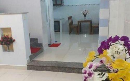 Nhà 944 mới xây 3 lầu sổ hồng riêng Huỳnh Tấn Phát,Q7
