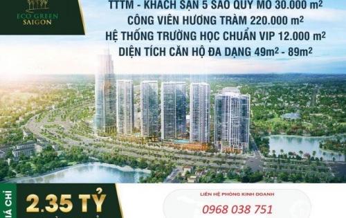 Eco-Green Sài Gòn Sống Xanh Mỗi Ngày