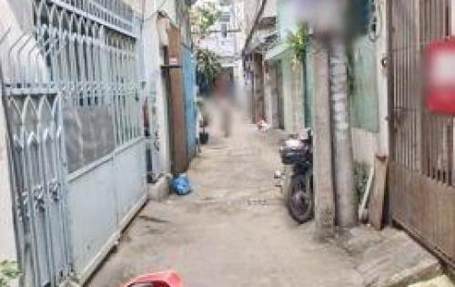 Bán gấp nhà cấp 4 hẻm 62 Lâm Văn Bền, phường Tân Kiểng, quận 7. Giá 3.75 tỷ