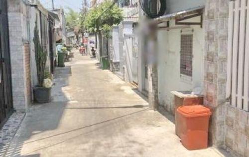 Bán gấp nhà mặt tiền quận 7 hẻm 62, đường  Lâm Văn Bền, phường Tân Kiềng. G