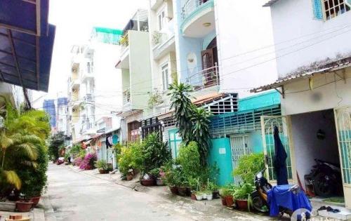 Nhà HXH 10m – 502 Huỳnh Tấn Phát, P.Bình Thuận Quận 7.