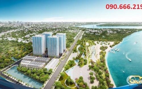 Mở bán đợt cuối các căn đẹp nhất Q7 Saigon Riverside Hưng Thịnh, chiết khấu 4%,