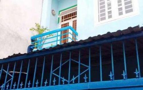 Bán nhà Hẻm 1205 Huỳnh Tấn Phát  P.Phú Thuận Quận 7