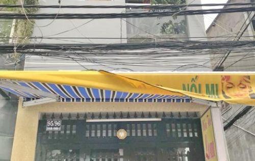 Bán nhà hẻm 997 đường Trần Xuân Soạn phường Tân Hưng Quận 7