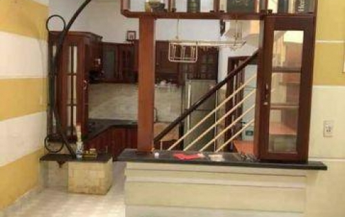 Nhà Quận 7 1 trệt 1 lầu  - Hẻm 861 Trần Xuân Soạn. Giá tốt  2.15 tỷ.