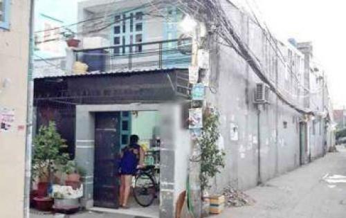 Nhà Q7 HXH 8m – 1 trệt 2 lầu Trần Xuân Soạn, thông đường D1.