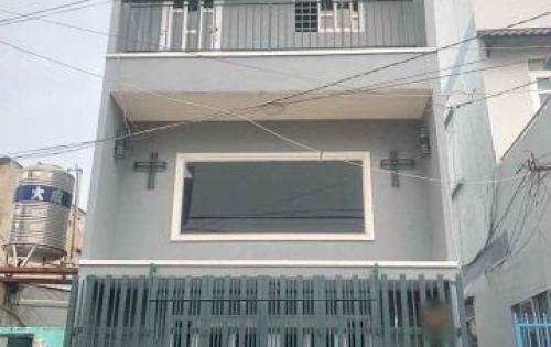 Nhà 1 trệt 2 lầu Hẻm 719 Huỳnh Tấn Phát P.Phú Thuận Q7.