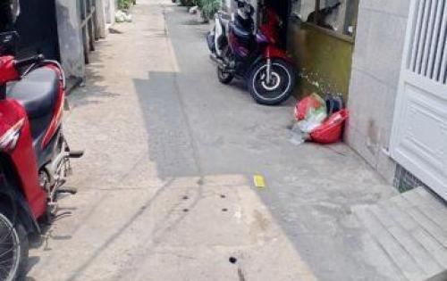 Bán gấp nhà quận 7 hẻm 30 Lâm Văn Bền, phường Tân Kiểng. Giá: 2.55 tỷ.