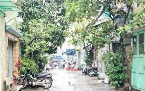 Bán nhà 2 lầu hẻm xe hơi đường Hưng Phú Phường 10 Quận 8