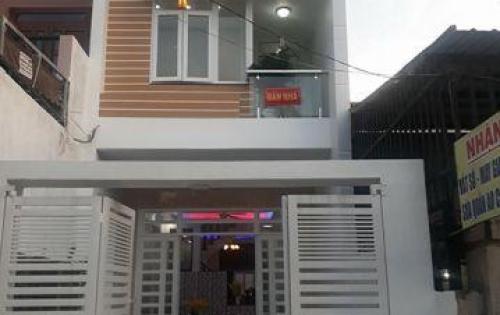 Bán gấp giá rẻ nhà hẻm 79 Phú Định,Q8.4x16,1 lầu 1 lửng.Gía;2,120 ty