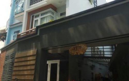 Cần bán nhà gấp đường mễ cốc p15 q8, SHR