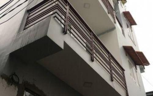 Bán gấp nhà đẹp 1trệt 2lầu 1ST 4x10 đường Ba đình gần cầu chữ Y Q8