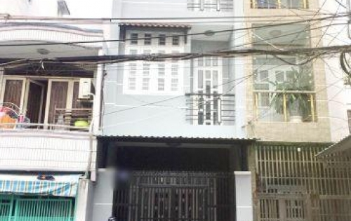 Bán gấp nhà đẹp 2 lầu mặt tiền đường Đào Cam Mộc Phường 5 Quận 8