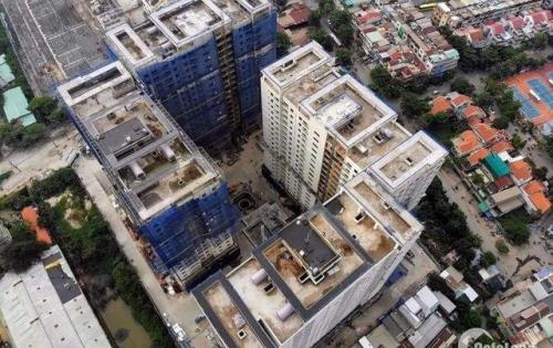 Chính chủ bán CH Tara Residence, P6, Q8 nhận nhà quý 4/2018, 1,97 tỷ 80.94m2, 2PN VAT, Lh 0938677909