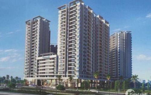 Bán căn hộ Sapphira 60m2 giá 1.3 tỷ ngay mặt tiền đường Võ Chí Công