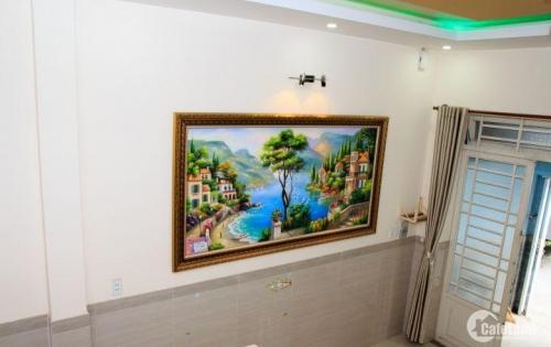 Nhà đẹp 57m2 đ số 990 Nguyễn Duy Trinh,p. PHÚ HỮU đ. ô tô