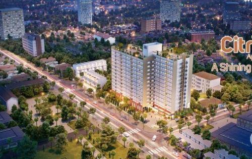 Citrine Apartment - Căn hộ trong mơ ước, giá tốt bất ngờ 1,6 tỷ, vị trí đẹp, kết nối thuận lợi