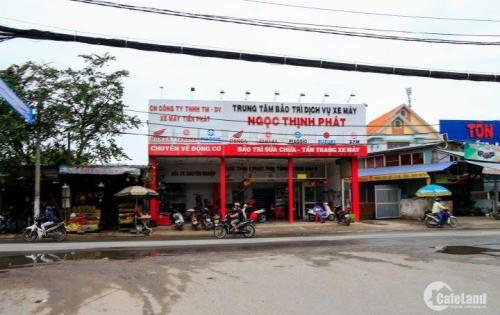 mặt tiền Đ. Hai Bà Trưng, Tăng Nhơn Phú B, 93m2 ngay siêu thị Coop Mart
