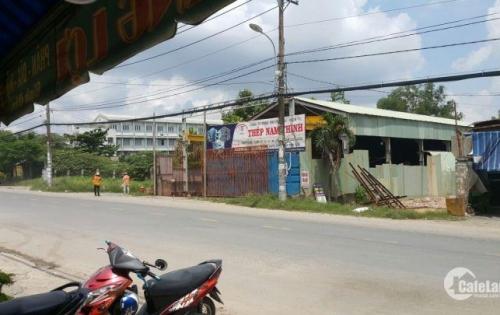 Bán đất mặt tiền Hoàng Hữu Nam kinh doanh Khách san Quận 9