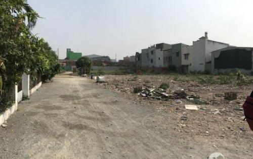 Bán đất chính chủ, 80m2, giá 1,7 tỷ, hẻm 108 Nguyễn Thị Tú,rộng 10m ngay Gò Mây