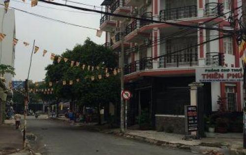 Gia đình đi Định cư Úc cần bán Khách sạn 2 mặt tiền đường Số 7A, khu Tên Lửa