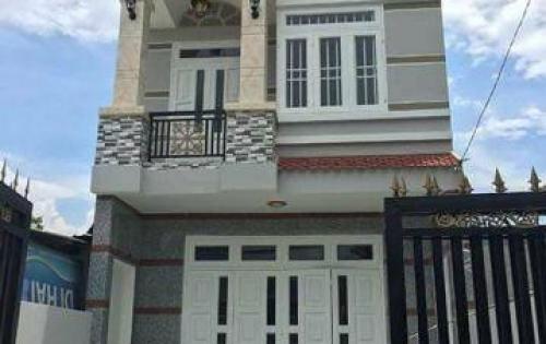 Nhà Bình Tân giá rẻ, MT Bùi Tư Toàn, giá 3tỷ8, 60m2,SR