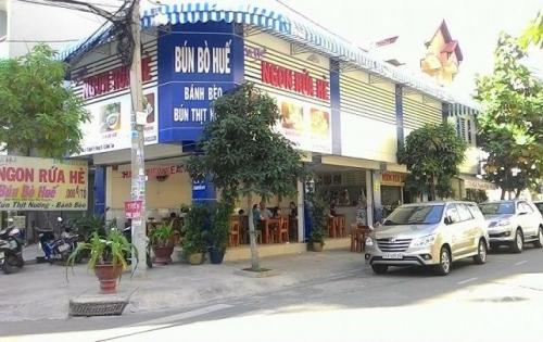 Bán nhà ở + quán ăn (Đang KD ổn định), lô góc 2 mặt tiền đường lớn sầm uất, gần chợ, trường, siêu thị, đầy đủ tiện ích.