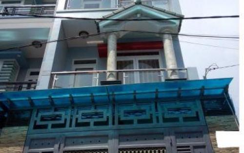 Bán gấp nhà mặt tiền đường Số 2, Khu Tên Lửa, Bình Tân, 4x16m, 4 tấm.