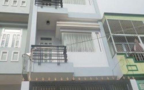 Cần bán gấp nhà mặt tiền đường Cây Trâm, quận Gò Vấp