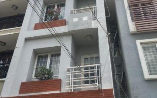 Bán nhà hẻm xe hơi Phan Văn Trị, P5, Gò Vấp