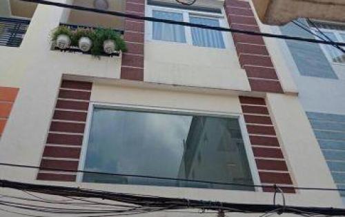 Bán căn HXH Phan Đăng Lưu, 5 tầng MỚI ĐẸP, 3pn TIỆN NGHI 40m2 chỉ 6.8 tỷ(TL)
